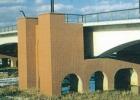 新建材として使用・北海道札幌市 (フジベトンの施工例)